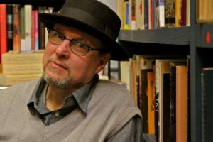 Author Corey Mesler
