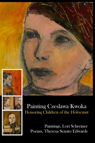 Painting Czeslawa Kwoka, Honoring Children of the Holocaust